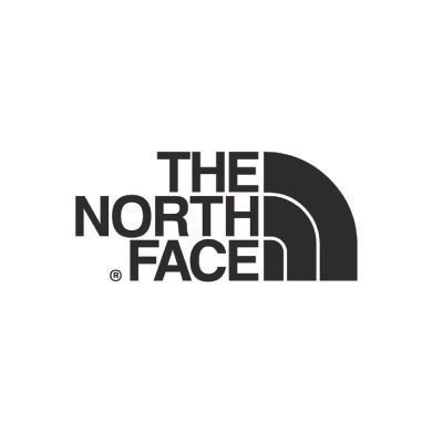 Custom the north face logo iron on transfers (Decal Sticker) No.100640